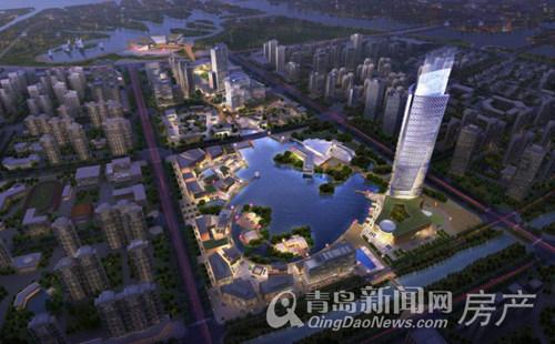 中欧国际城,效果图,高新
