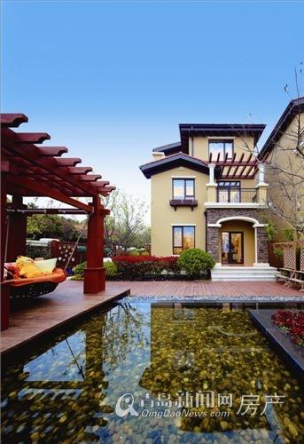天泰蓝山实景图,蓝色硅谷,青岛新闻网房产