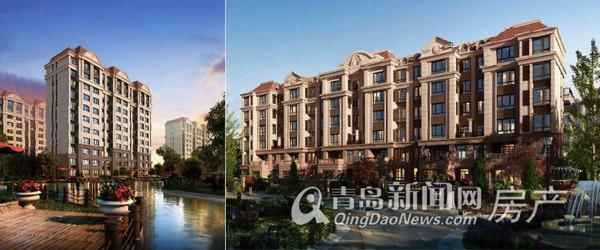 鑫江玫瑰园,户型图,小高层,城阳,青岛新闻网