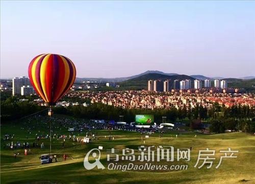 天泰蓝山实景图,青岛新闻网房产