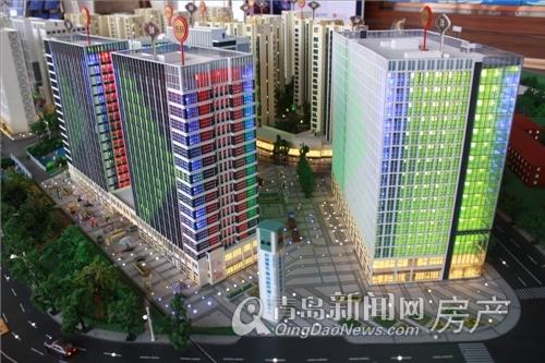 启迪协信青岛科技城,市北,LOFT,商铺,青岛新闻网