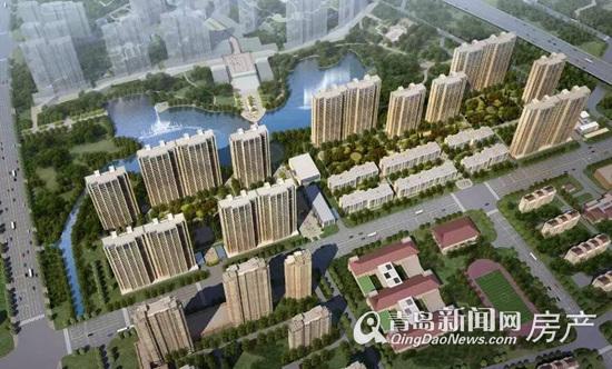 青岛新楼盘,规划,李沧新盘,融创都会中心,青岛新闻网