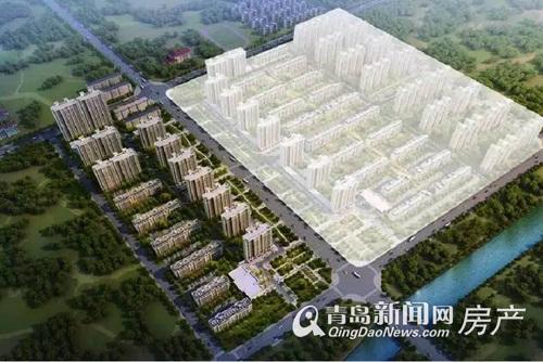 银盛泰博观锦岸,规划,青岛新闻网