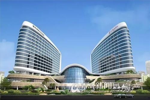 索菲亚国际中心,黄岛,写字楼,公寓,青岛新闻网