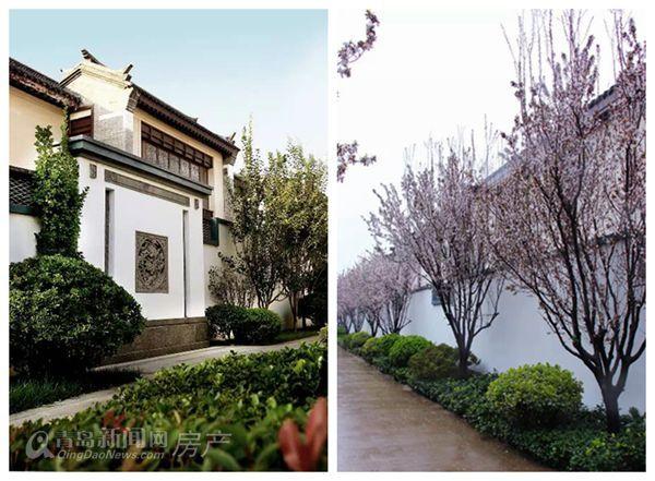 即墨古城,园林景观,三合院,四合院,青岛新闻网房产