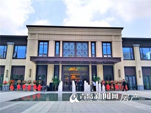 天泰书院壹号,示范区开放,青岛新闻网房产