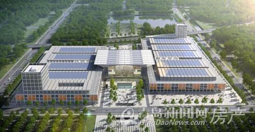 高新区,国际会展中心,效果图
