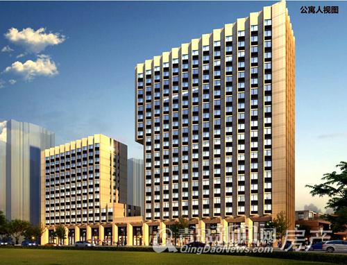 中欧国际城,公寓,效果图