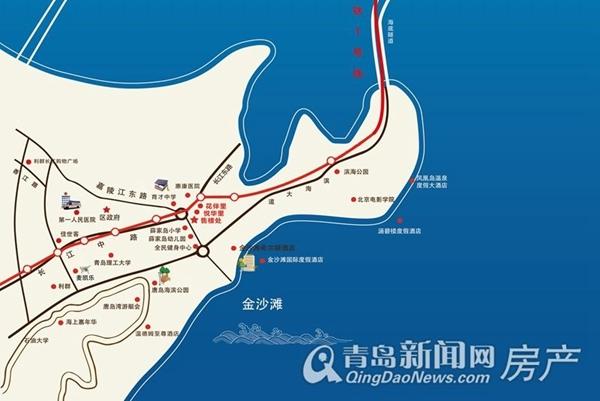 青岛新房 高新区 世茂公园美地云锦   据了解,本次获预售房源已于另5