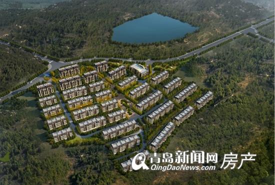 黄岛,康大观山樾,新盘,别墅,青岛新闻网