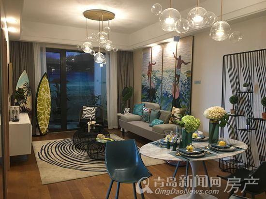 世茂悦海,带装修公寓,黄岛,首付20万起,青岛新闻网