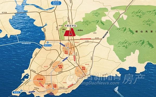 融创都会中心,李沧,别墅,开盘,青岛新闻网