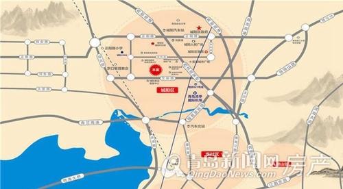 三木,三木家天下,三木集团,胶州新房,青岛新闻网图片