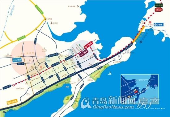 华融蓝海洋观海,黄岛,开盘,青岛新闻网