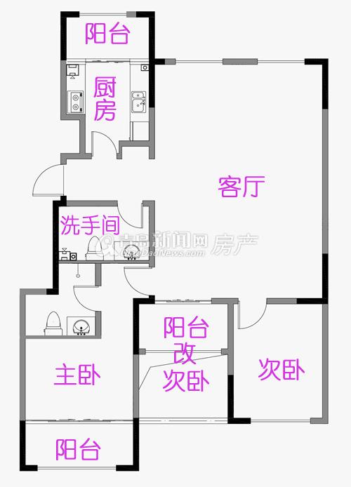 福林苑三期,多层,李沧区,准现房,青岛新闻网