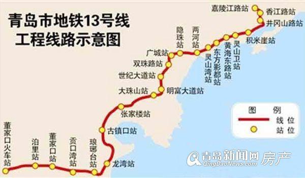 青岛地铁13号线