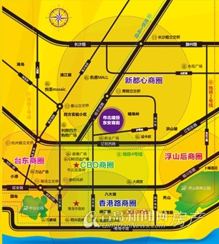 东安商街,市北,商铺,青岛新闻网