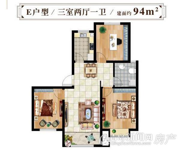 鑫江玫瑰园,小高层,加推,城阳,小户型,青岛新闻网