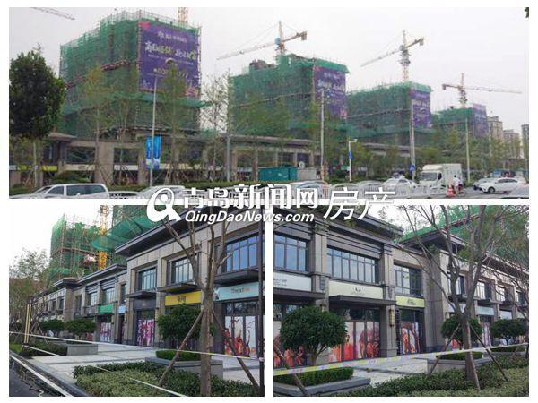 鑫江桂花园,商铺,别墅,城阳,青岛新闻网
