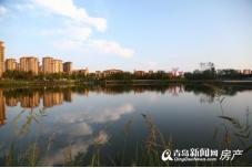 绿城理想之城,绿城晓风湖畔,李沧新房,青岛新闻网