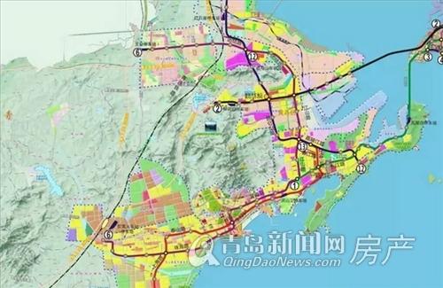 万科,万科城市之光,青西区,青岛新闻网