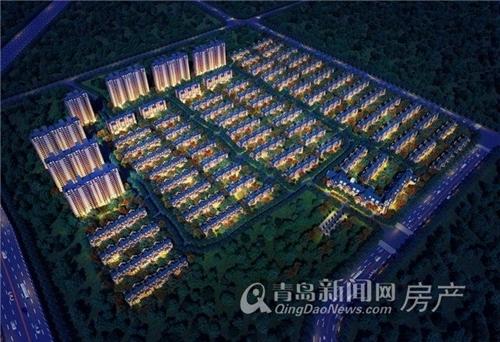 金秋泰和郡,城阳新房,龙8国际娱乐官网新闻网