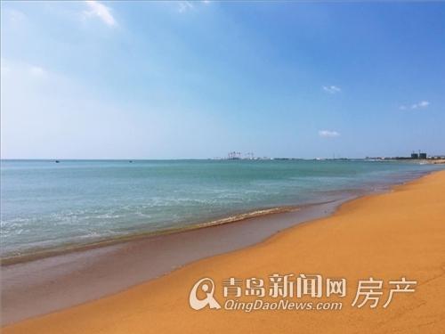 鲁能海蓝金岸,海景房,现房,海阳,青岛新闻网