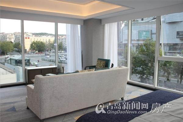 新都心,公寓,新都朗悦,样板间开放,青岛新闻网