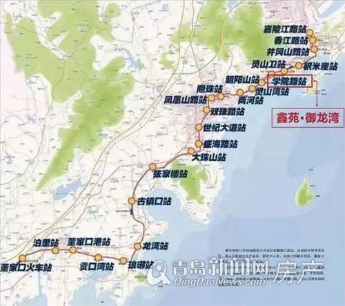 鑫苑御龙湾,西海岸,新盘,青岛旧事网