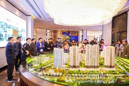 鑫苑御龙湾,黄岛新房,青岛新闻网