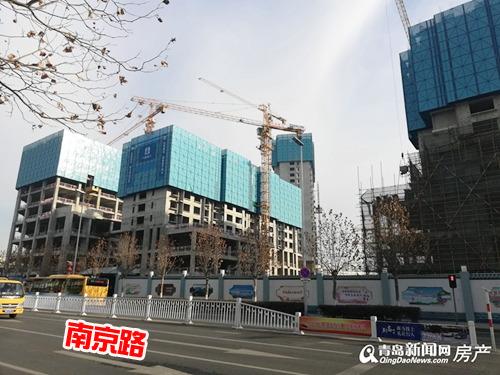 鲁商蓝岸公馆,青岛新闻网