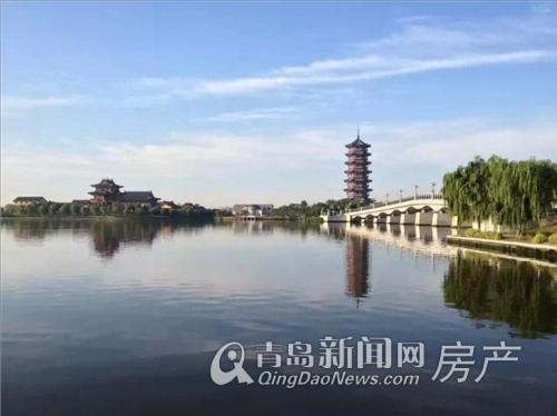 胶州,中洲半岛城邦,洋房,别墅,青岛新闻网