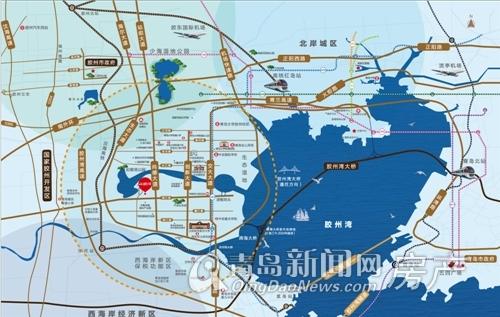 碧桂园湖悦天境,胶州,青岛新闻网