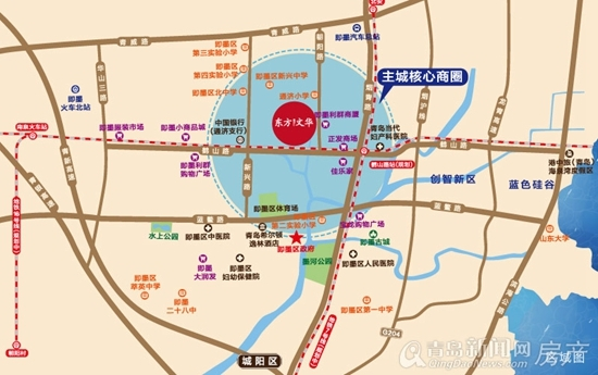 海尔地产东方文华,即墨新房,青岛新闻网