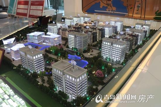 青岛富力总部基地,城阳新房,青岛新闻网