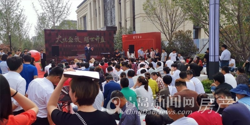鲁骐金岸世家,胶州,新盘,CP36彩票官网新闻网