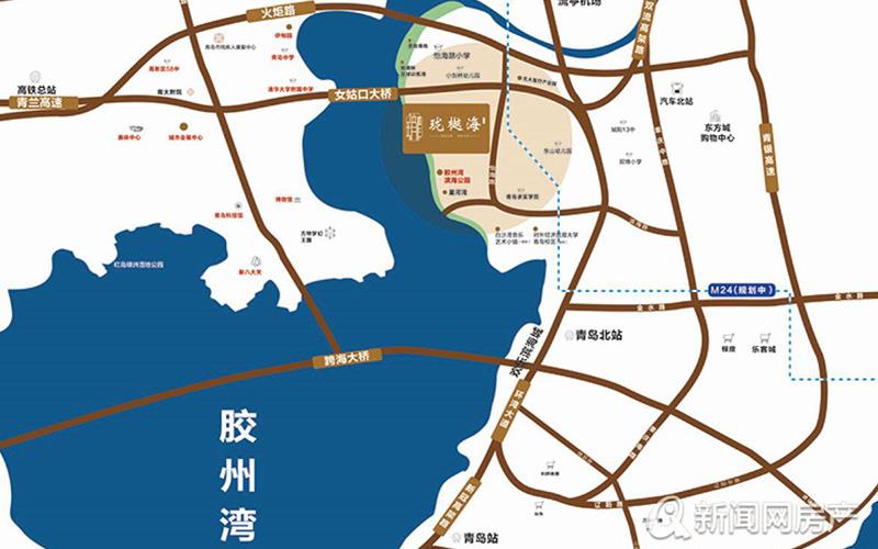 天一仁和珑樾海,开盘,白沙河片区,青岛新闻网