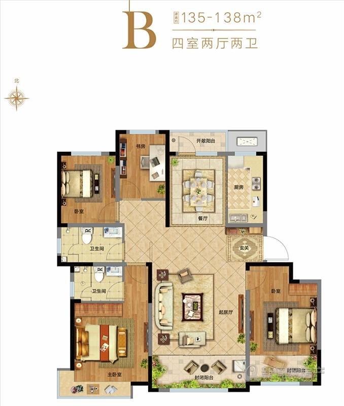 鑫江合院,别墅,改善,大户型,青岛新闻网