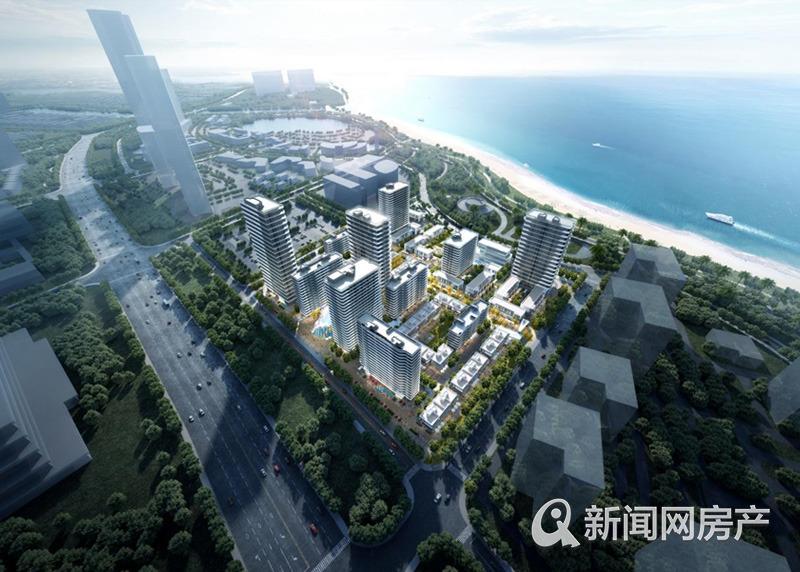 海云曦岸,西海岸,和昌集团,ope电竞app下载新闻网