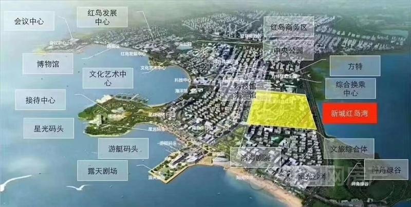 中国铁建海语城,新城红岛湾,高新区,地铁,青岛新闻网