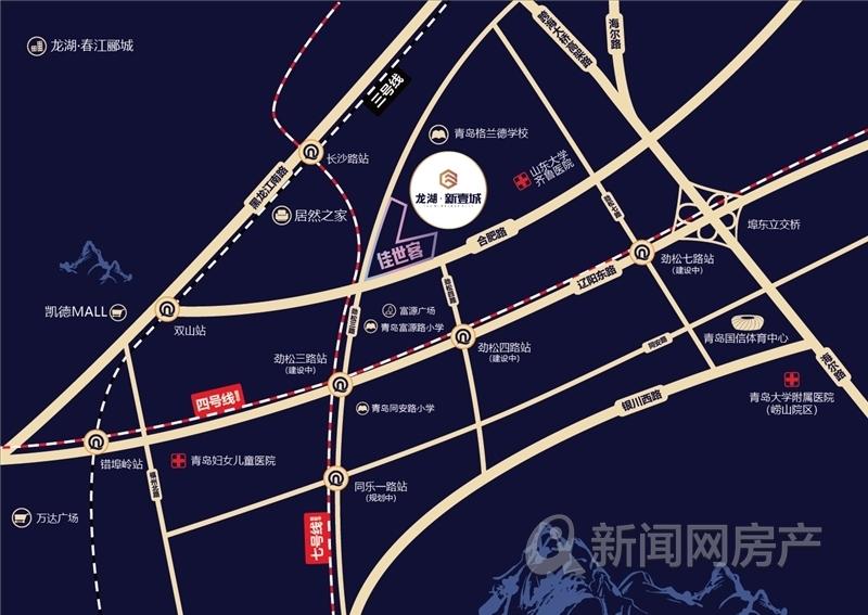 龙湖新壹城,市北,LOFT,青岛新闻网