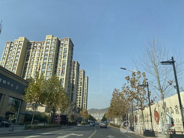 南姜安置区,崂山区,沙子口,探盘,青岛新闻网