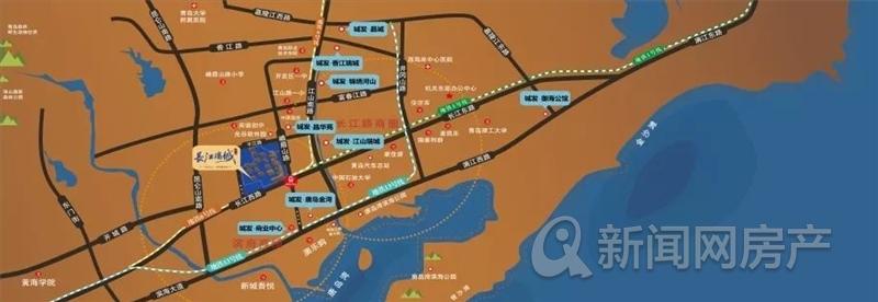 城发长江瑞城,西海岸,开盘,青岛新闻网