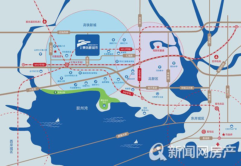 众安青岛新城市,高新区,新盘,青岛新闻网