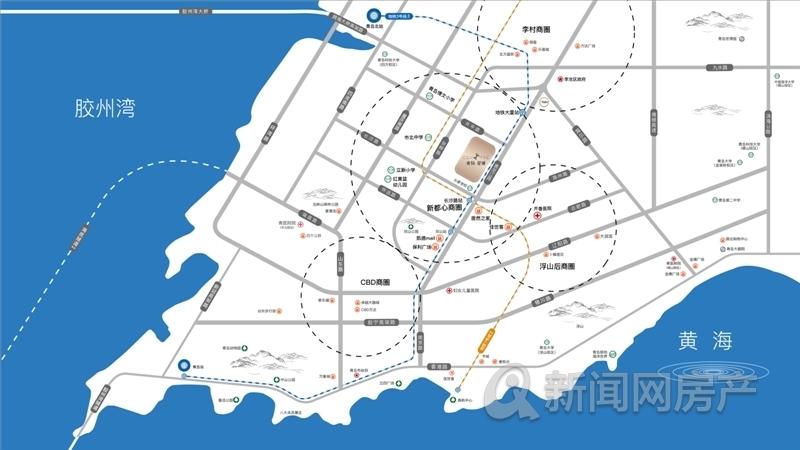市北,新都心,青特星城,价格首发,泳池社区,青岛新闻网