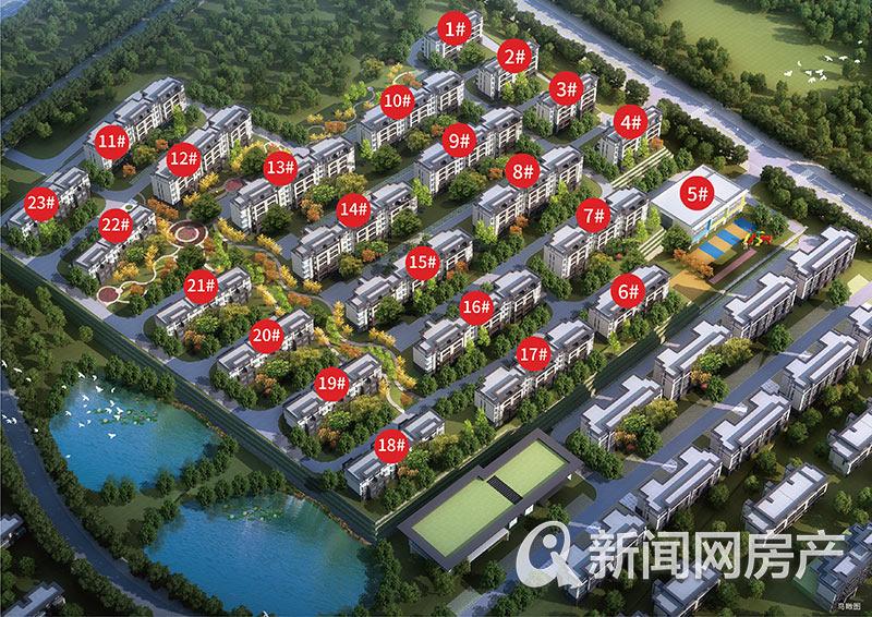 ope电竞app下载佳诺华国际医养健康小镇