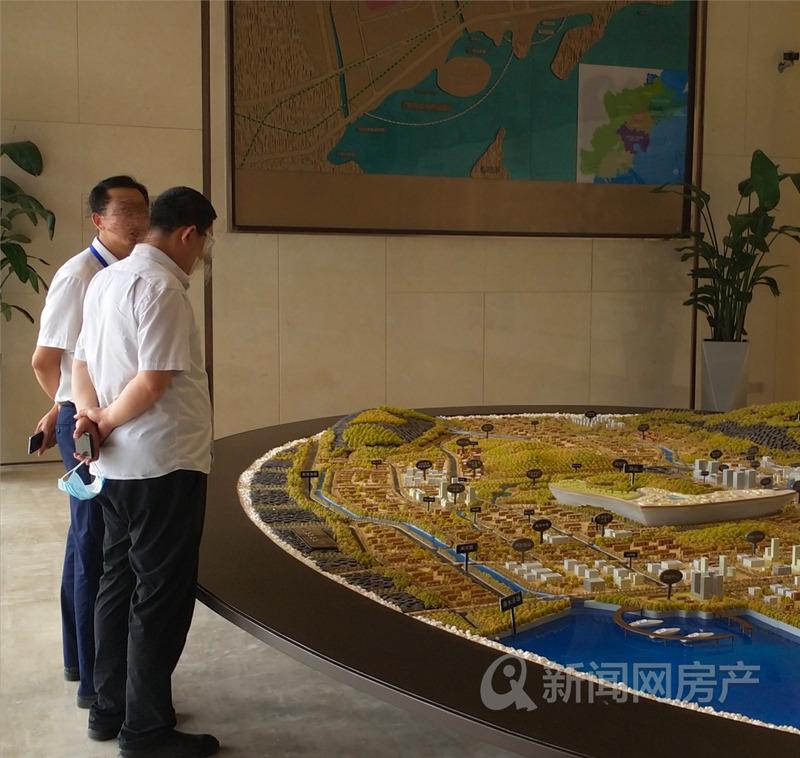 西海岸,灵山湾,和达海映山,广亩院墅,低密社区,青岛新闻网