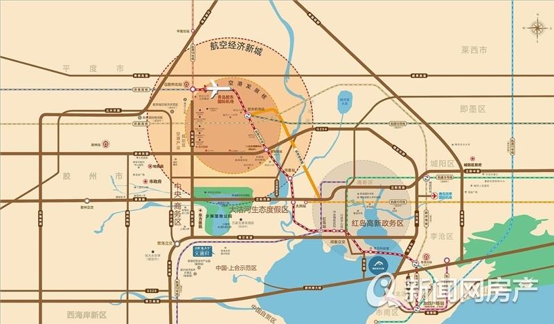 青岛,鲁骐书香世家,昱苑金岸丽景,中建锦绣天地,青岛新闻网