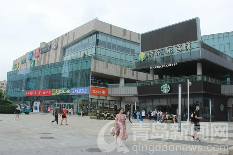 李沧商圈,东李,李沧交通商务区,青岛新闻网房产