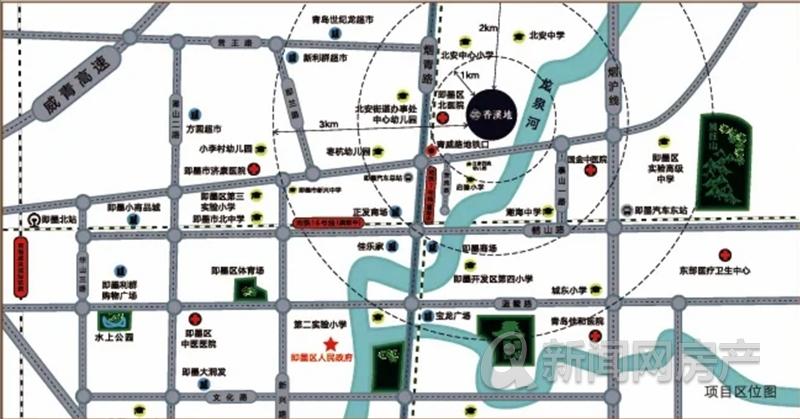 即墨楼市,中冶德贤公馆,青铁香溪地,预售速递,ope电竞app下载新闻网